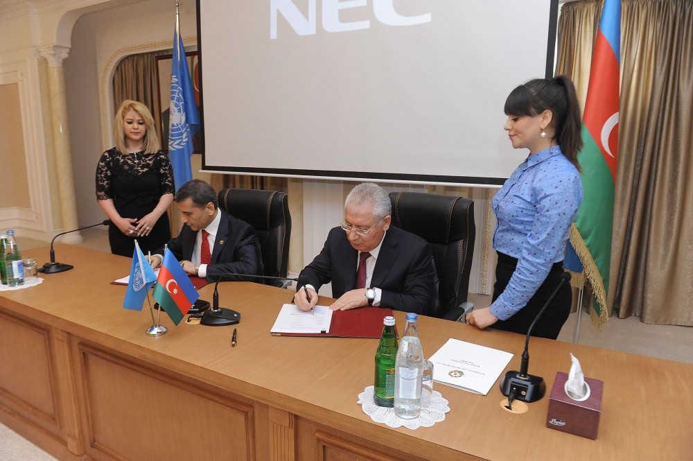 FAO opens Partnership and Liaison Office in Baku