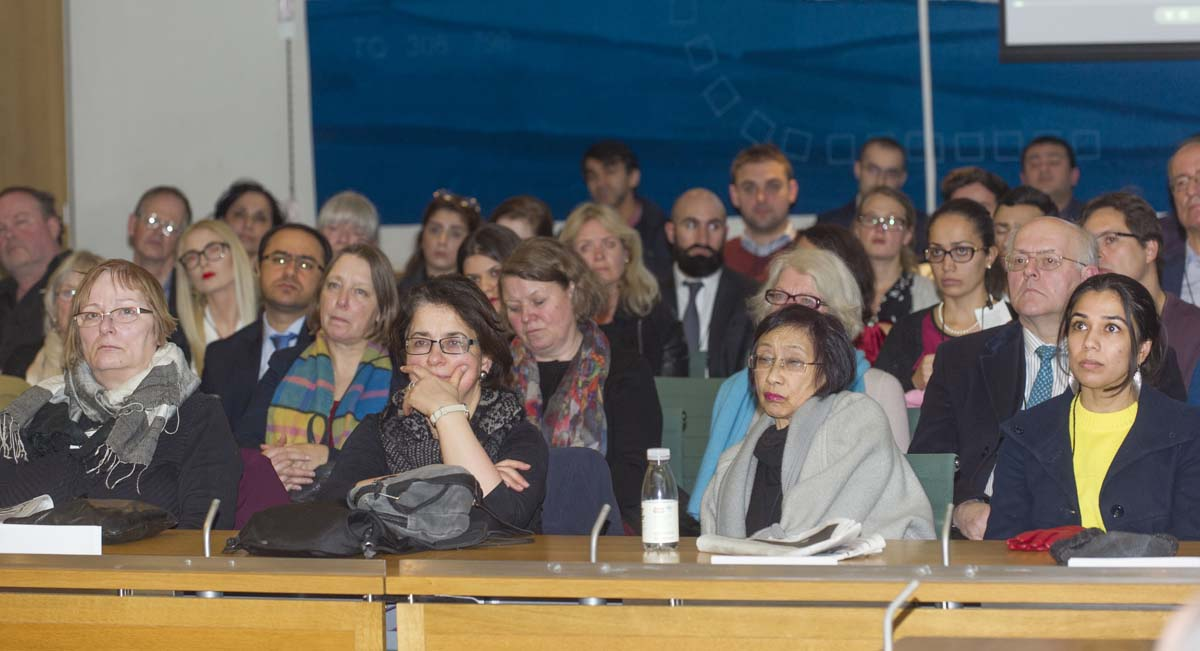 Terror of Khojaly brought to UK Parliament (PHOTO)