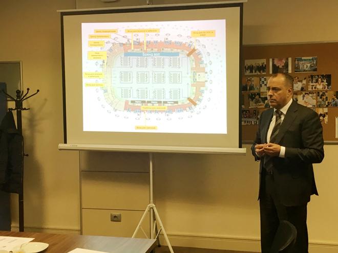 В Баку обсудили подготовку к Всемирной шахматной олимпиаде