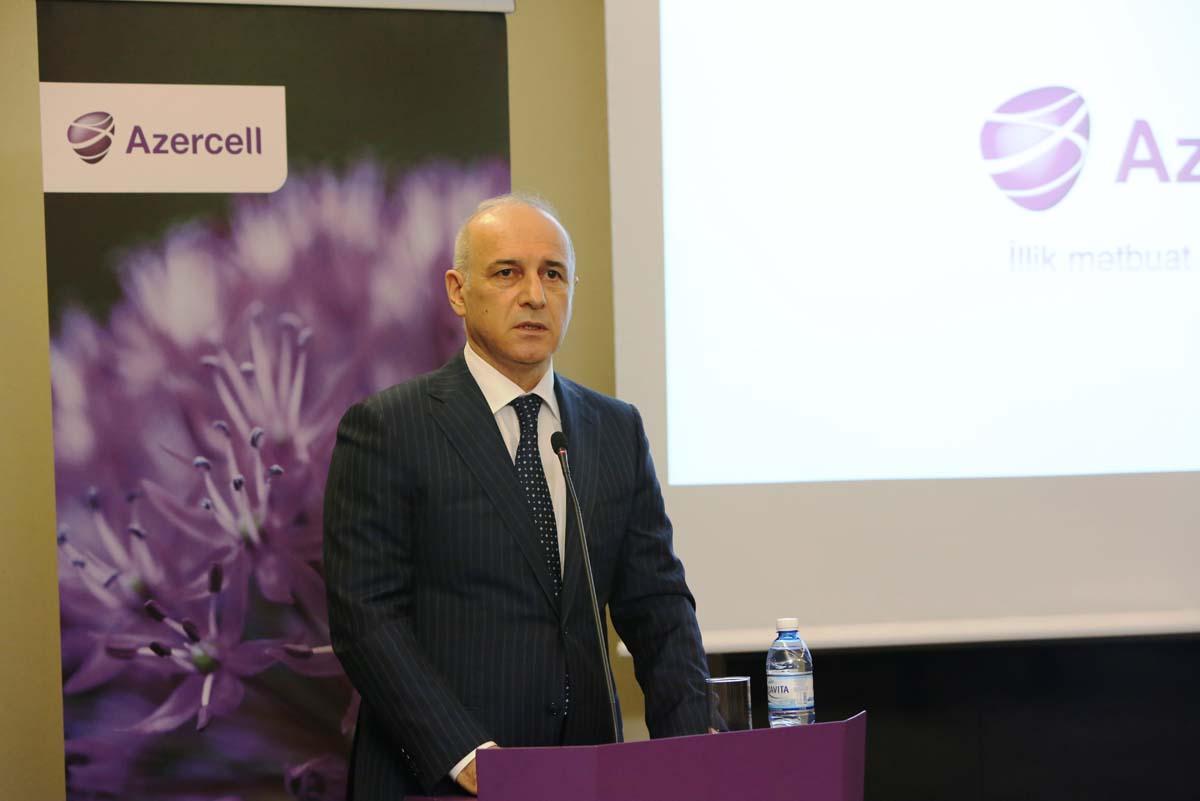 Azercell Telecom поделился результатами 2015 года
