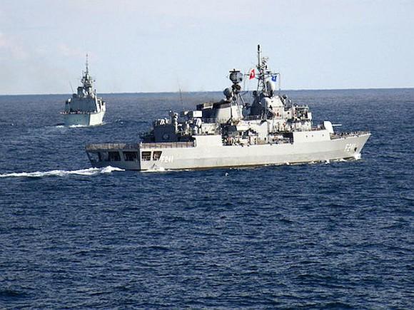 NATO gəmiləri Ukrayna sahillərinə yaxınlaşdı - SƏBƏB?
