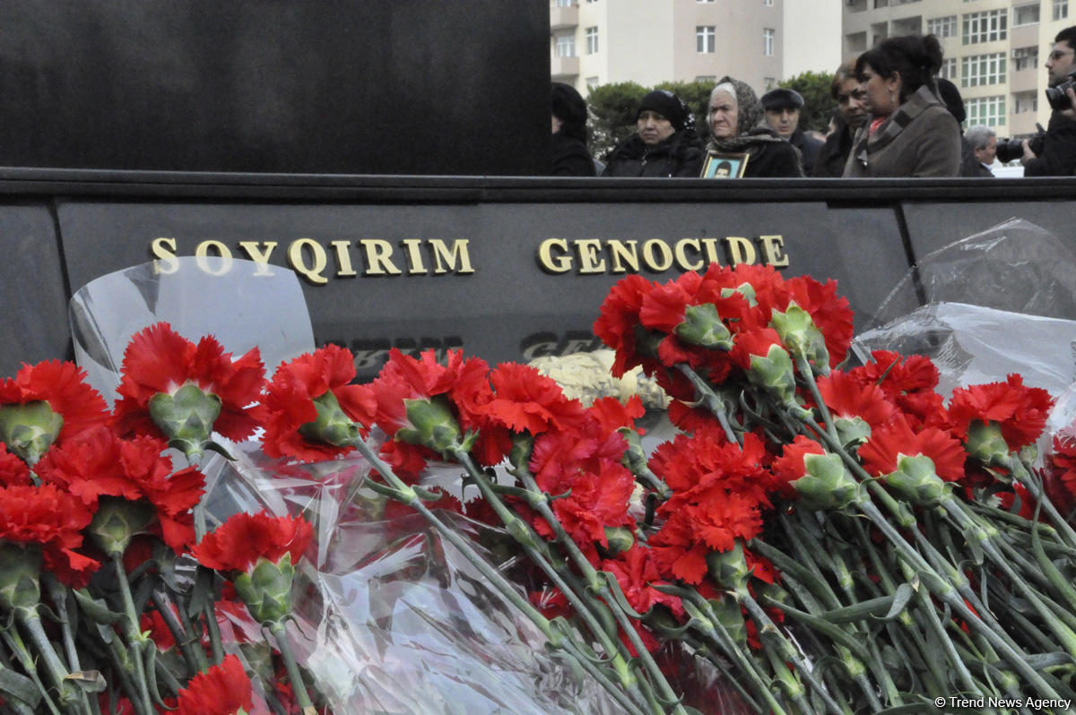 Минуло 27 лет со дня Ходжалинского геноцида