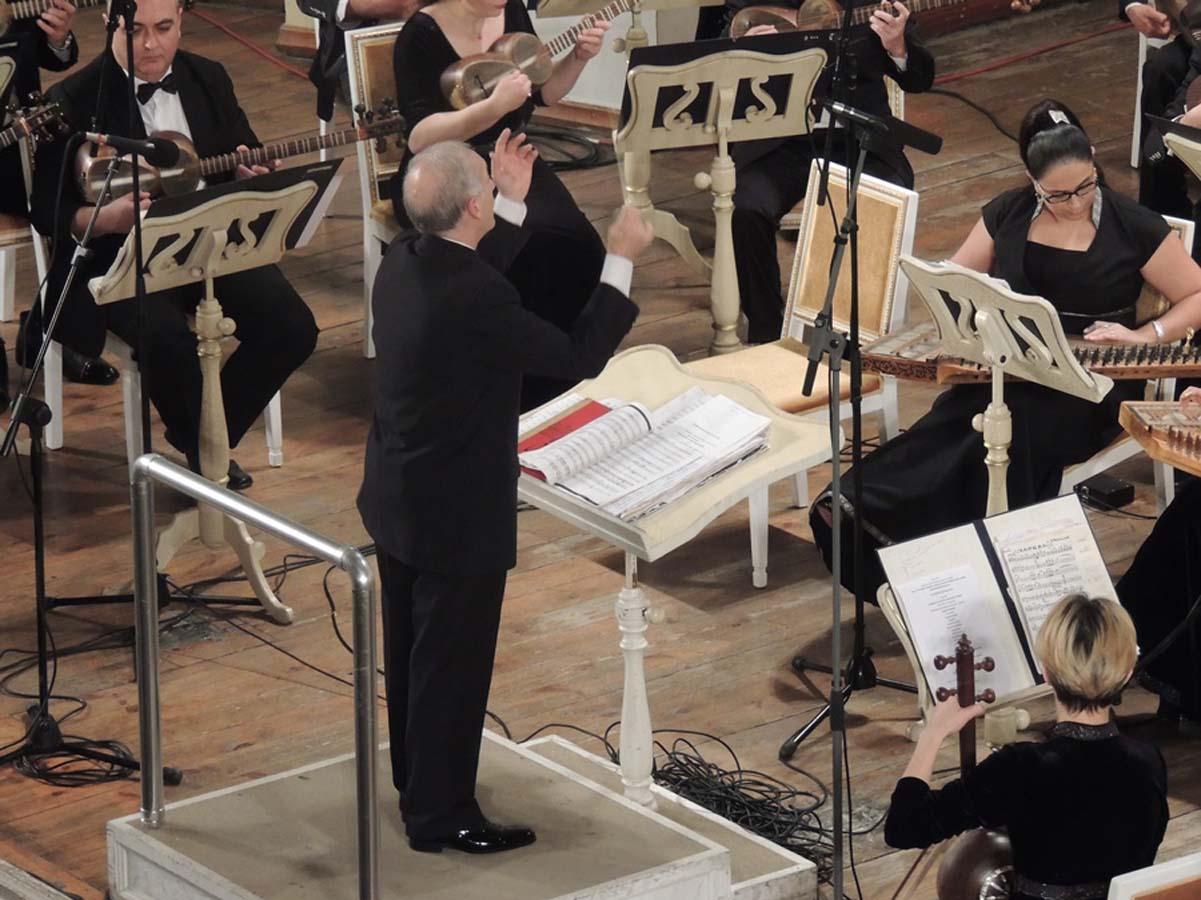 В филармонии состоялась серия концертов, посвященных Ходжалинской трагедии (ФОТО)