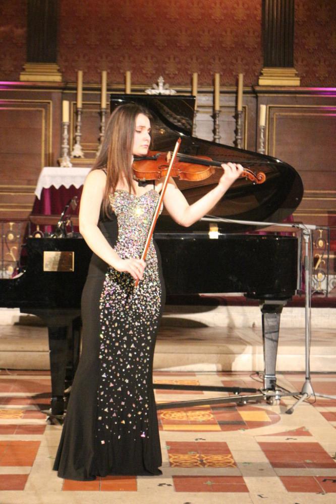 Leyla Aliyeva attends Khojaly commemoration concert held in London