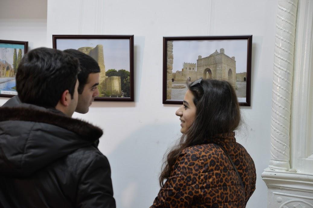 Древние памятники Азербайджана (ФОТО)