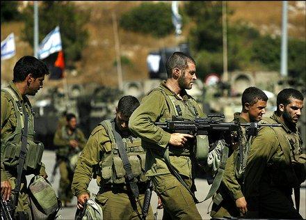 Армия Израиля атаковала позицию ХАМАС