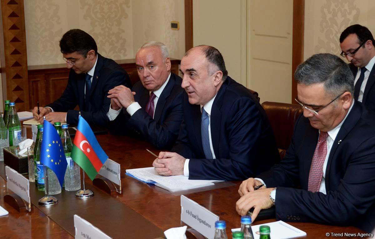 Могерини: ЕС заинтересован в сотрудничестве с Азербайджаном в сфере энергетики и региональной безопасности