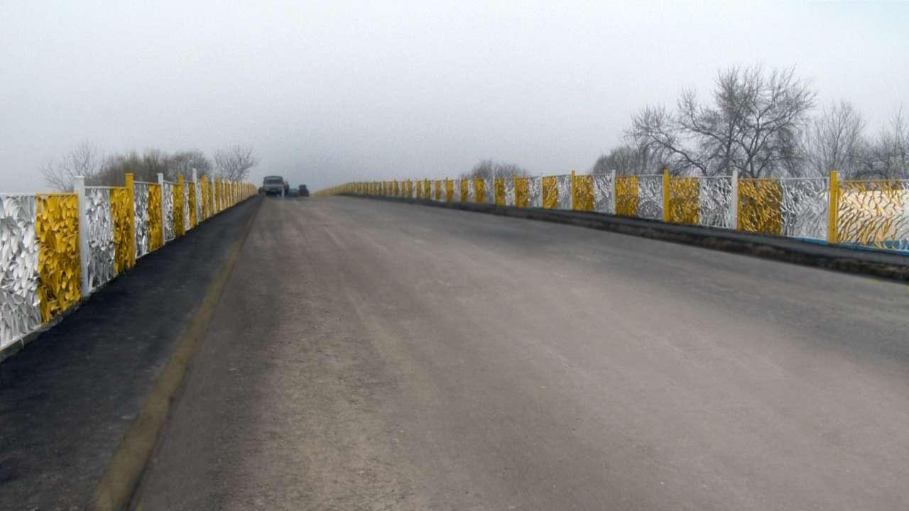 Sabirabadda körpü təmir edildi (FOTO)