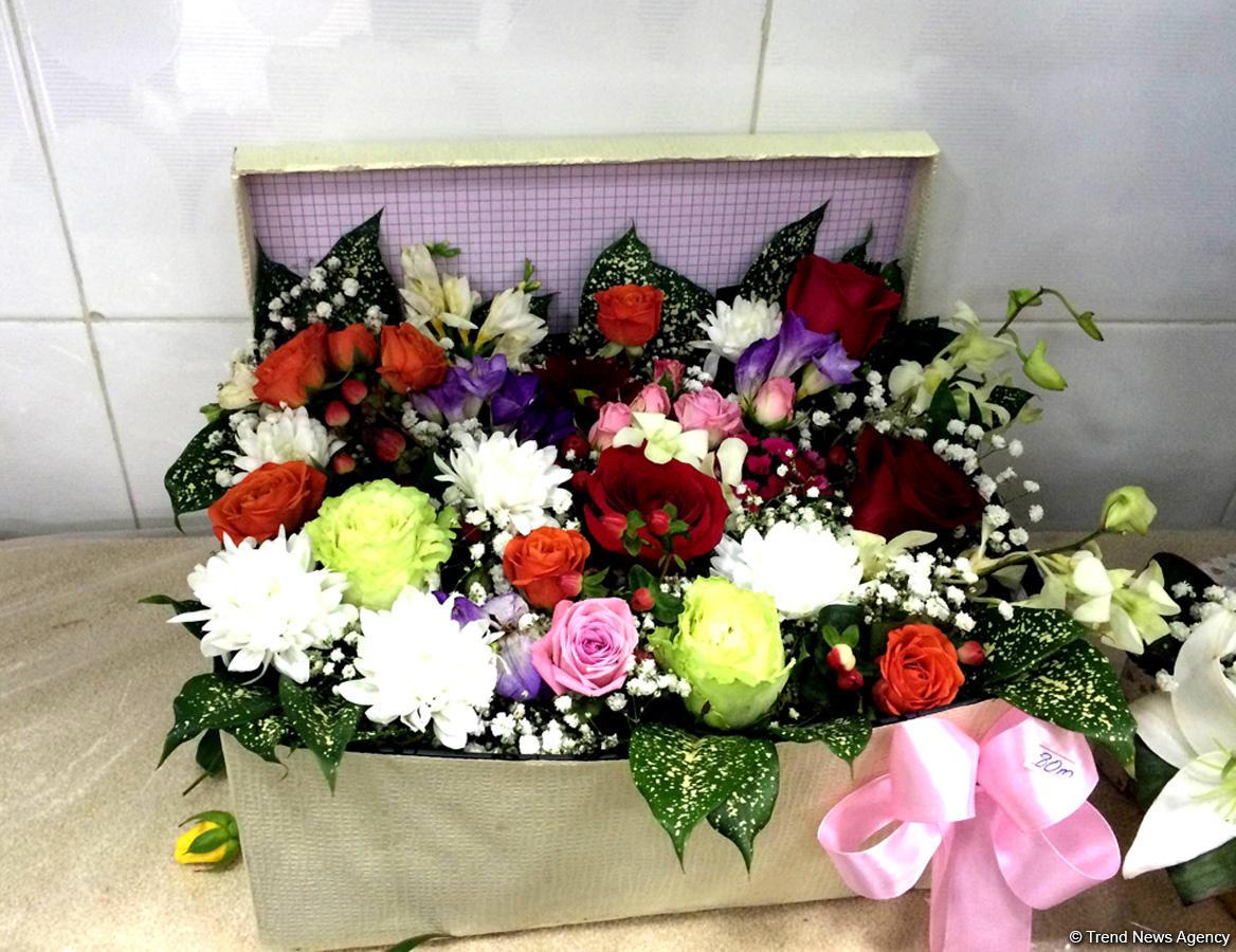 Azerbaycan'da 8 Mart Dünya Kadınlar Günü Coşkusu