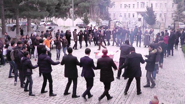YAP Gənclər Birliyindən möhtəşəm bayram şənliyi (FOTO)