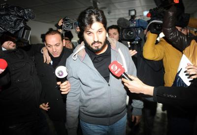 Mahkemeden kritik 'Rıza Sarraf' kararı