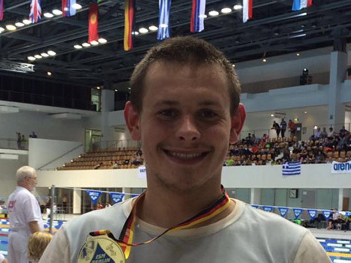 İdmançımız Lüksemburqda iki gümüş medal qazandı