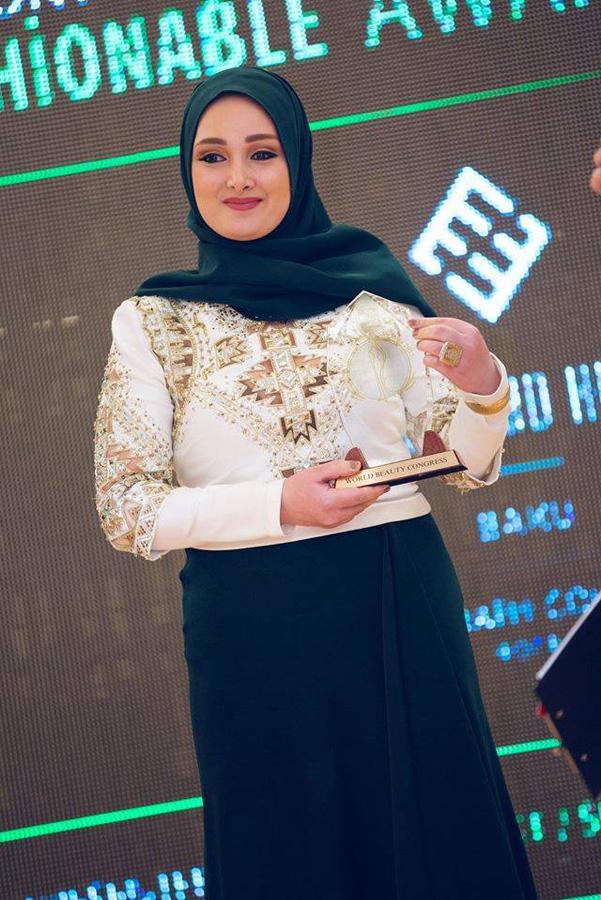 В Баку прошла церемония награждения Most Fashionable Awards (ФОТО)