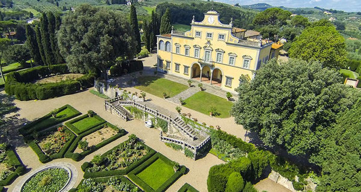 """""""Mona Liza""""nın villası 10 milyon avroya satılır (FOTO)"""