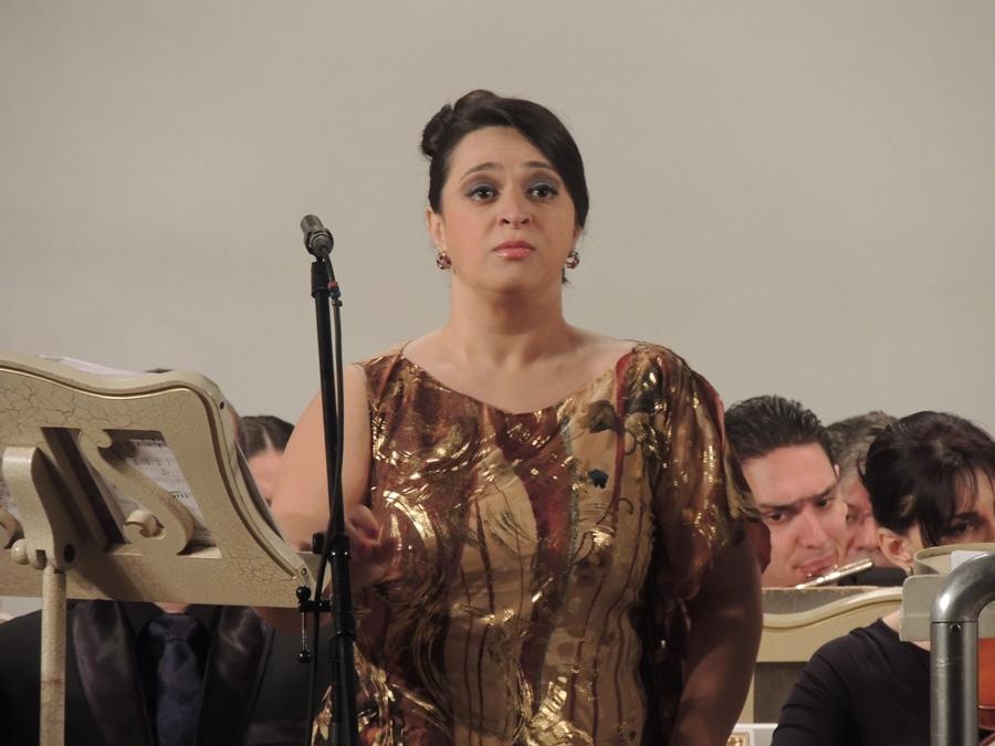 Viva Opera в Баку – шедевры мировой классики в исполнении звезд (ФОТО)