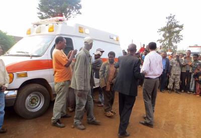 Efiopiyada mitinq zamanı partlayış - Baş nazir ərazidən uzaqlaşdırıldı