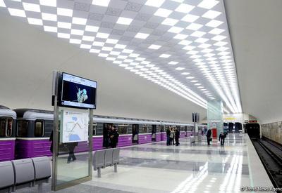 Bakıda gələn il daha bir metro stansiyası istifadəyə verilə bilər (ÖZƏL)
