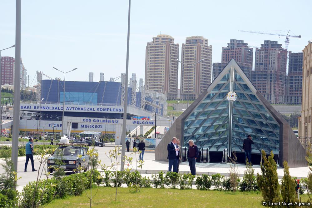 Azərbaycan tarixində ilk: 5 mərtəbəli metro stansiyası istifadəyə verildi (FOTO)