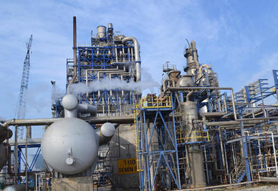 STAR refinery to receive first raw materials from Azerbaijan