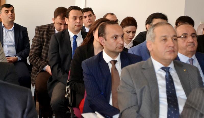 Azerbaycan Türkiye İşadamları Birliği yönetimine yeni isimler seçildi