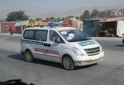 Число жертв взрыва в Кабуле увеличилось до трех