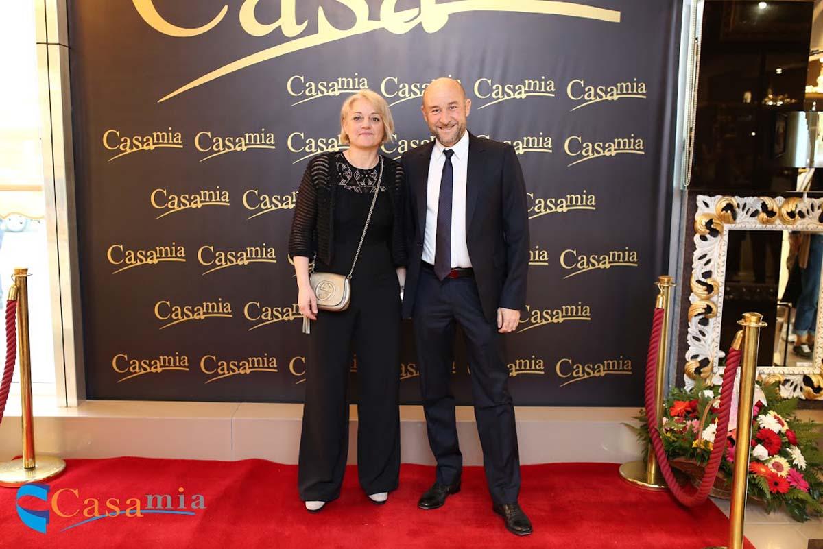 Грандиозный тематический вечер в исполнении CASAMIA