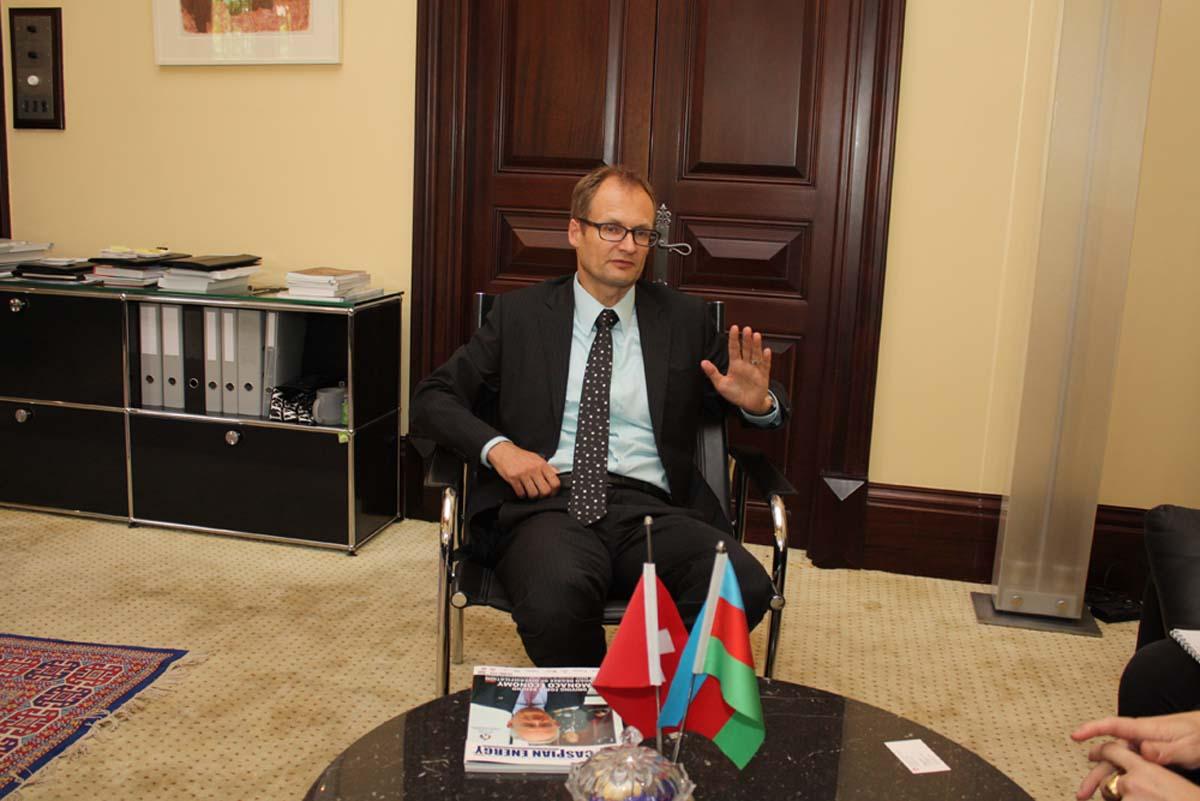 Более 20-ти швейцарских компаний функционирует в Азербайджане - посол