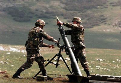 Ermenistan Azerbaycan cephe hattında ateşkesi ihlal etti