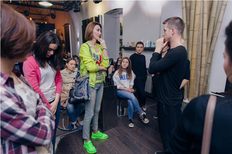 Украинский топ-стилист провел в Баку кастинг моделей (ФОТО)