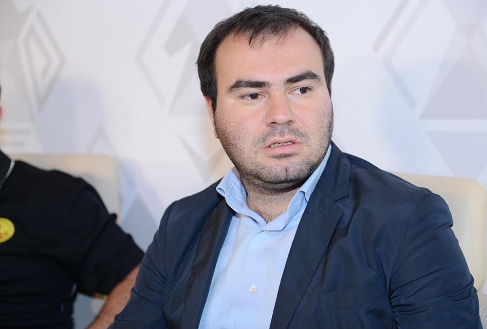 Şəhriyar Məmmədyarov Riqada Daniel Dubovla heç-heçə edib