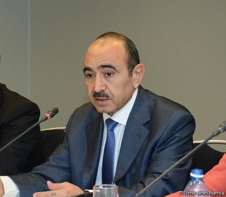 """Əli Həsənov: """""""