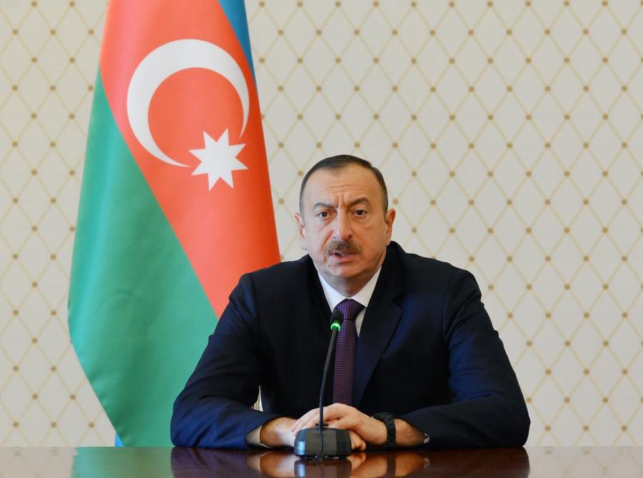 Cumhurbaşkanı Aliyev: Ermenistan yönetimi müslüman ülkeleri düşman olarak görüyor