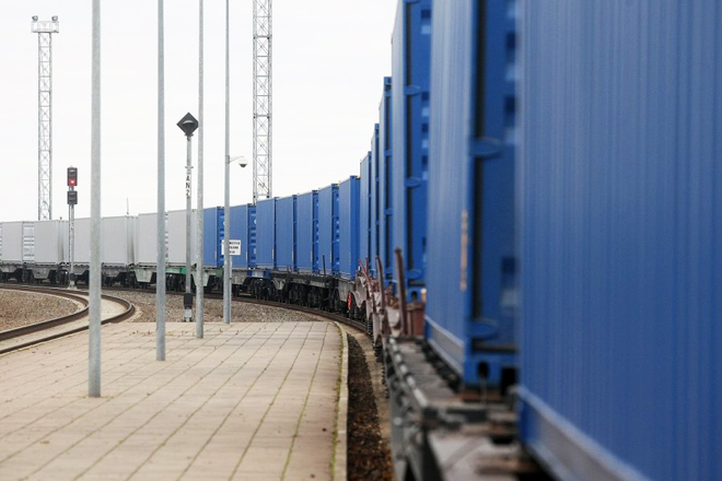 North-South International Transport Corridor to decrease rail transport time