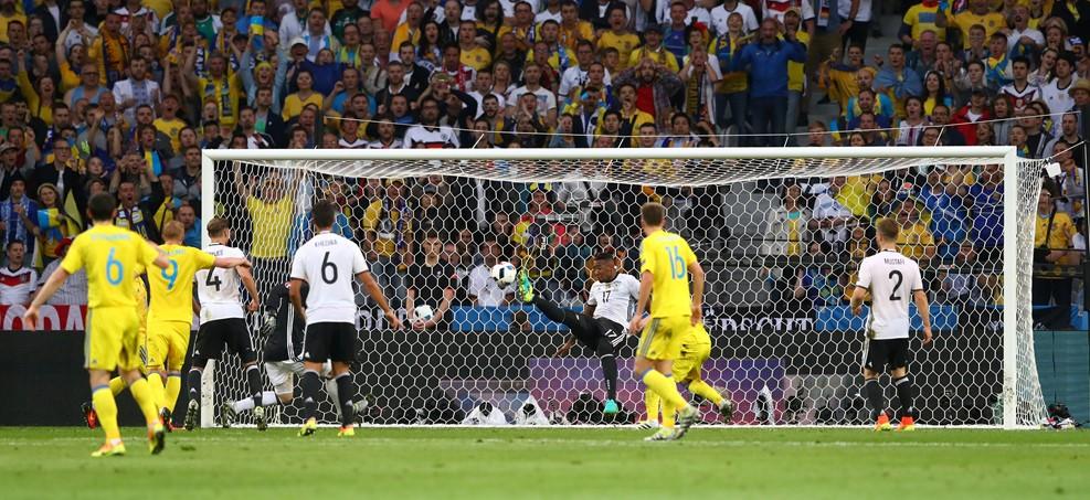 EURO 2016: Almanya 2-0 Ukrayna (Foto, Görüntü)