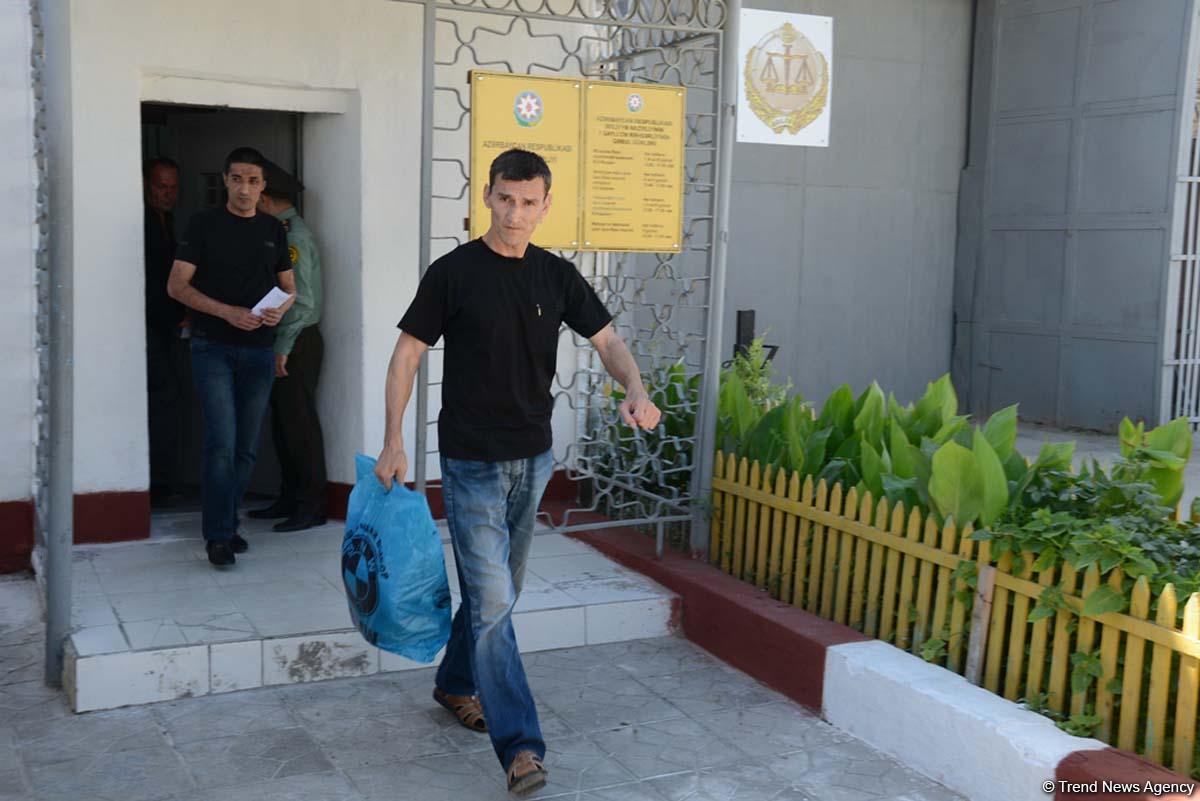 Azerbaycan'da genel aff uygulamaya geçti (Fotoğraf)