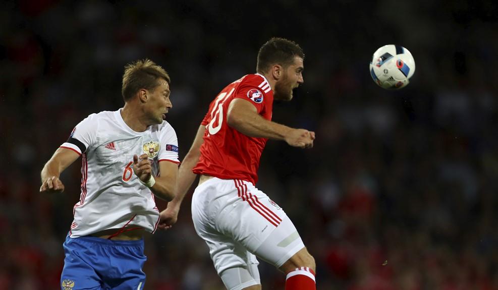 Rusya EURO 2016'ya veda etti