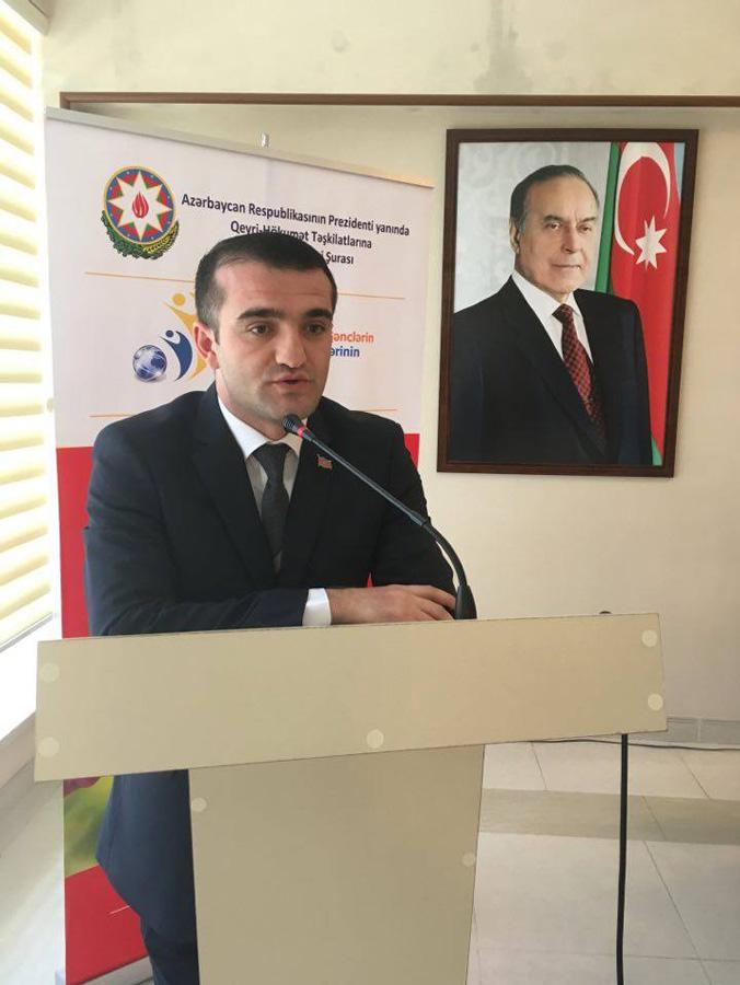 """""""Birgəyaşayışın Azərbaycan modeli"""" müzakirə olundu (FOTO)"""
