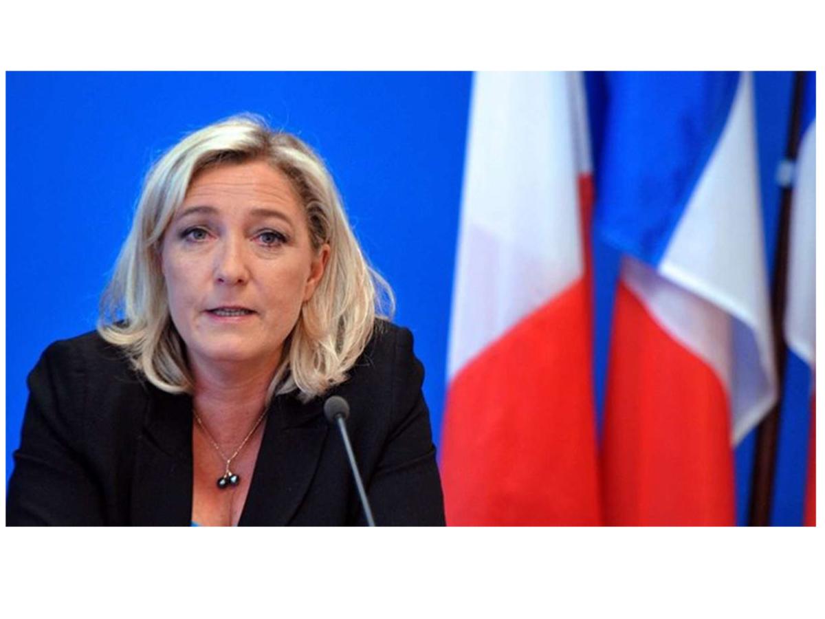Парламент Франции лишил Марин ЛеПен депутатской неприкосновенности