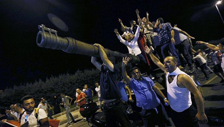 ВТурции начался процесс над американцем, обвиняемым всодействии «террористам»