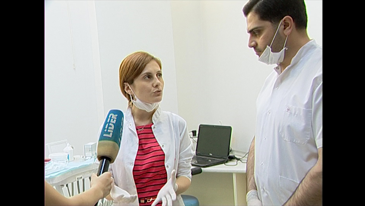 Коллектив телепередачи Sağlam Nəsil организовал социальную акцию (ФОТО)