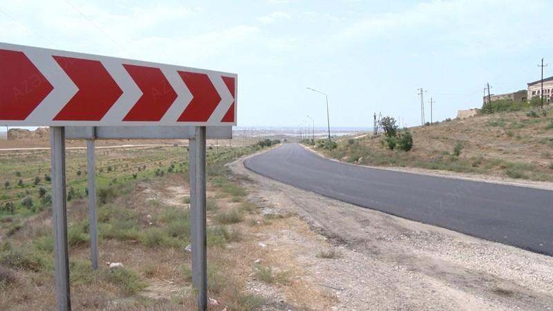 В Баку ремонтируют пригородную автодорогу (ФОТО/ВИДЕО)
