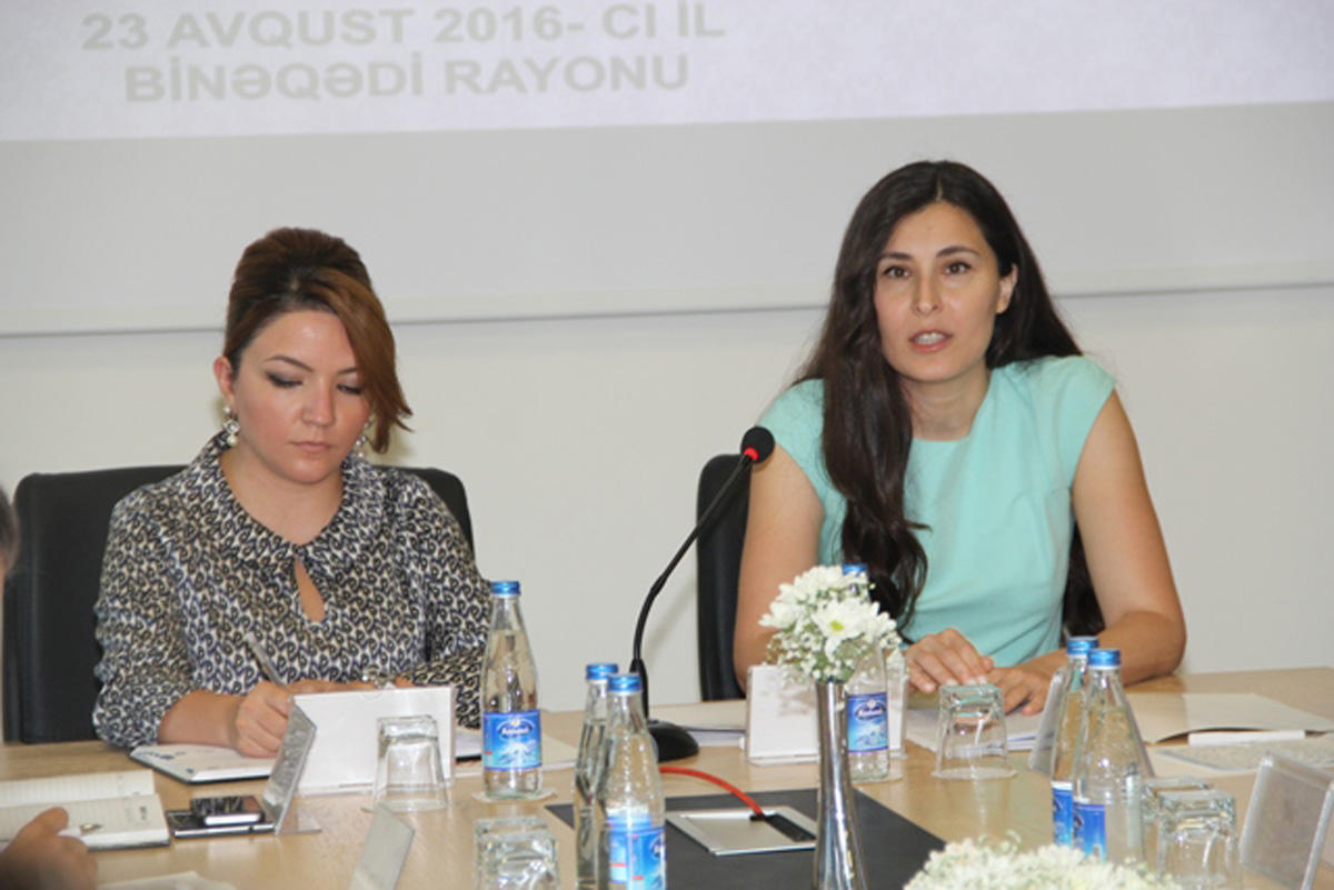Qadınların dini radikalizmlə mübarizədə roluna həsr olunmuş konfrans keçirilib (FOTO)