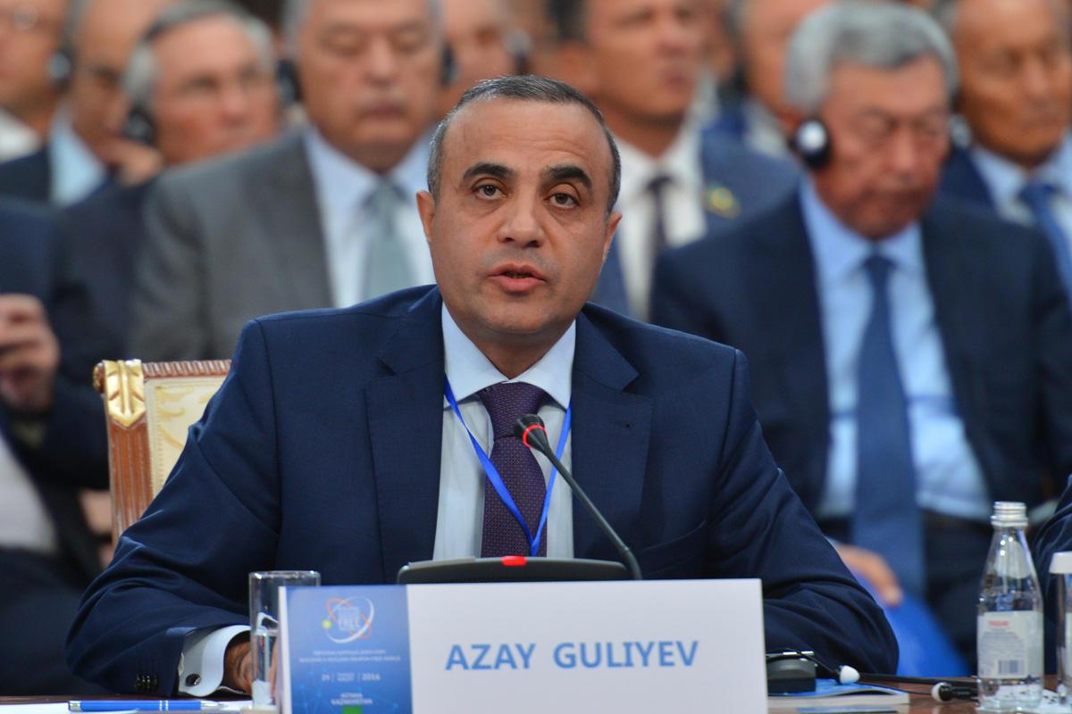 OSCE PA vice president talks about regional security (PHOTO)
