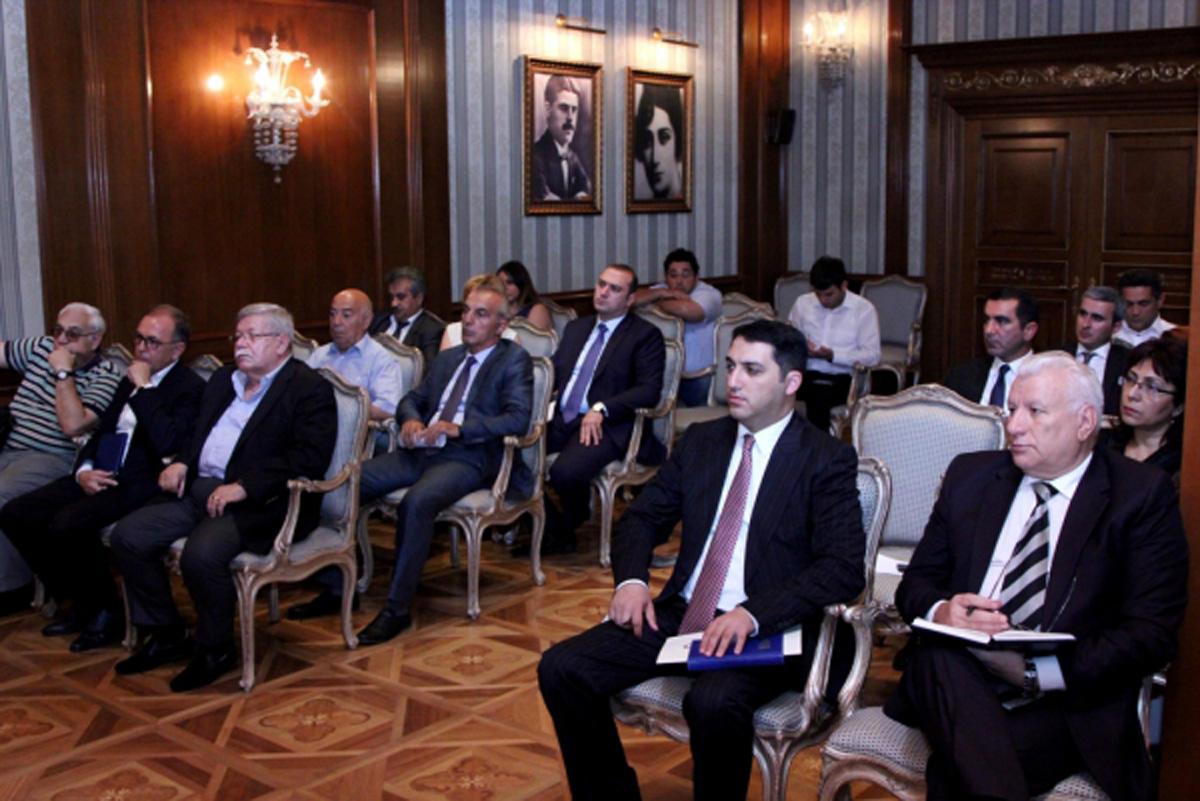 В Баку пройдет IV Международная театральная конференция (ФОТО)