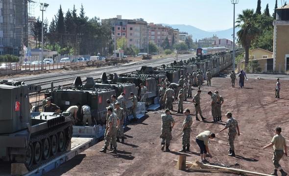 Турция вместе с  РФработает над безопасностью вИдлибе