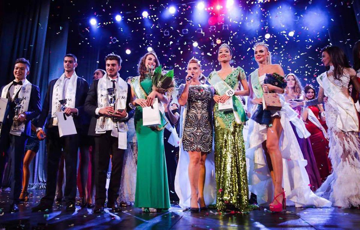 Представитель Азербайджана стал победителем конкурса Mister Planet 2016 (ФОТО)