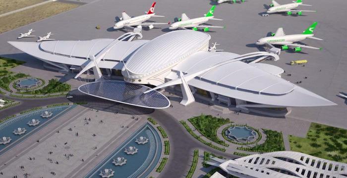 ОБСЕ консультирует Туркменистан в области безопасности аэропортов