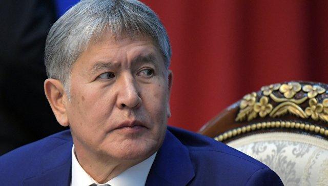 Qırğızıstan məhkəməsi Atambayev barədə qərar çıxardı