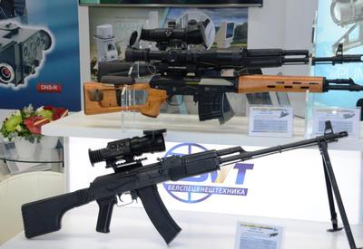 Азербайджан производит оружие нового поколения
