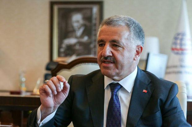 Bakan Arslan : Bugün, Cumhuriyetimizin ilanının 94'üncü yıldönümünü büyük bir sevinç ve gururla kutlamanın heyecanını yaşıyoruz.